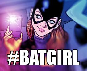 #Batgirl