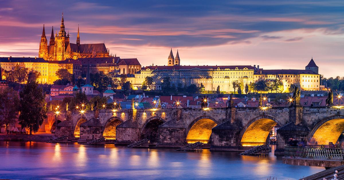 Туры в чехию из пятигорска на 10 дней, цена от 40 840 рублей