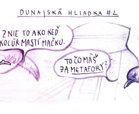 dunajska hliadka 2